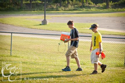 Owego Free Academy Science Club Balloon Launch