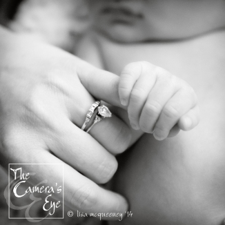 Newborn Photography, The Camera's Eye