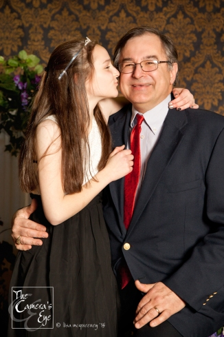 The Camera's Eye, Father Daughter Dance017