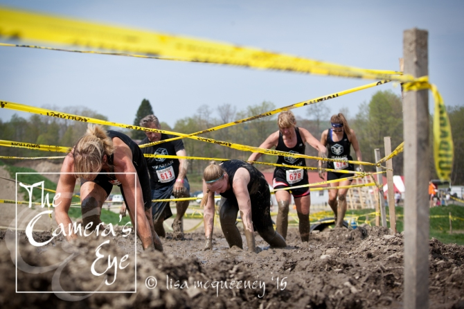 The Cameras Eye, Mud Run015