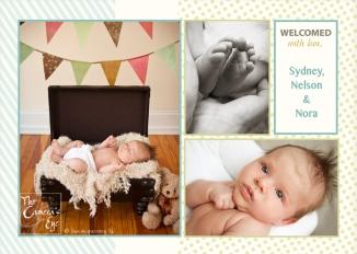Birth Announcement, The Camera's Eye1