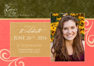 Graduation Announcements011