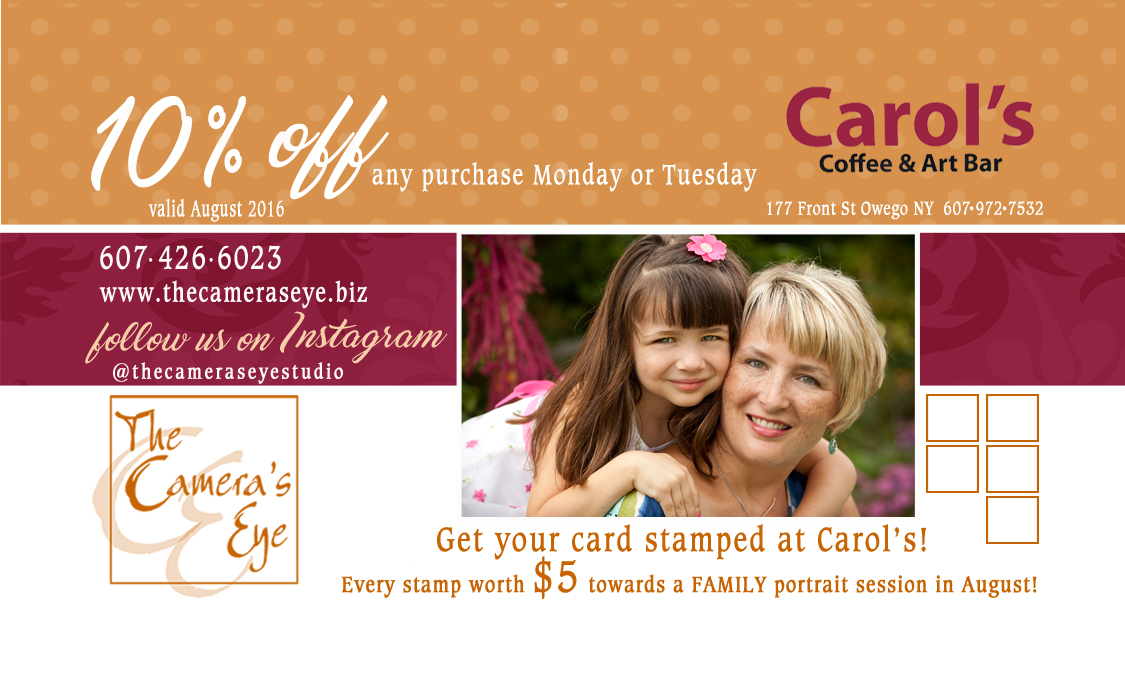 Carol's Coffee Shop