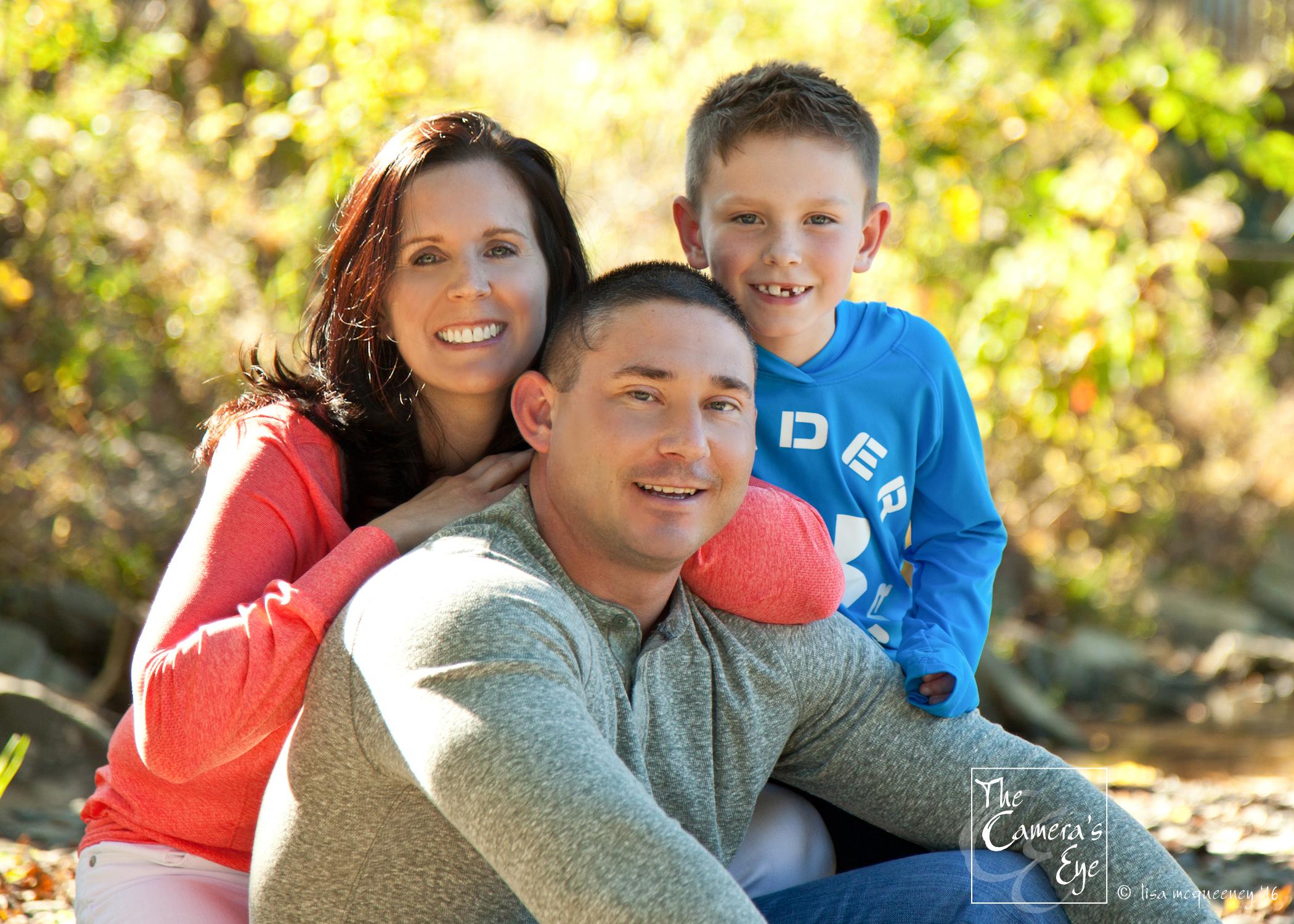 Family Portraits, The CamerasEye