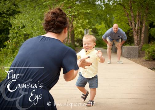 Family portraits, The Camera's Eye4