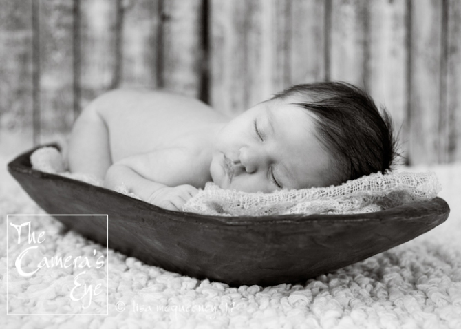 Newborn Photography, The Camera's Eye