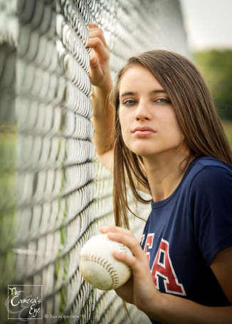 Abby064-The Camera's Eye, #softball