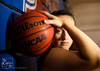 Basketball, Senior, Athlete, The Camera's Eye