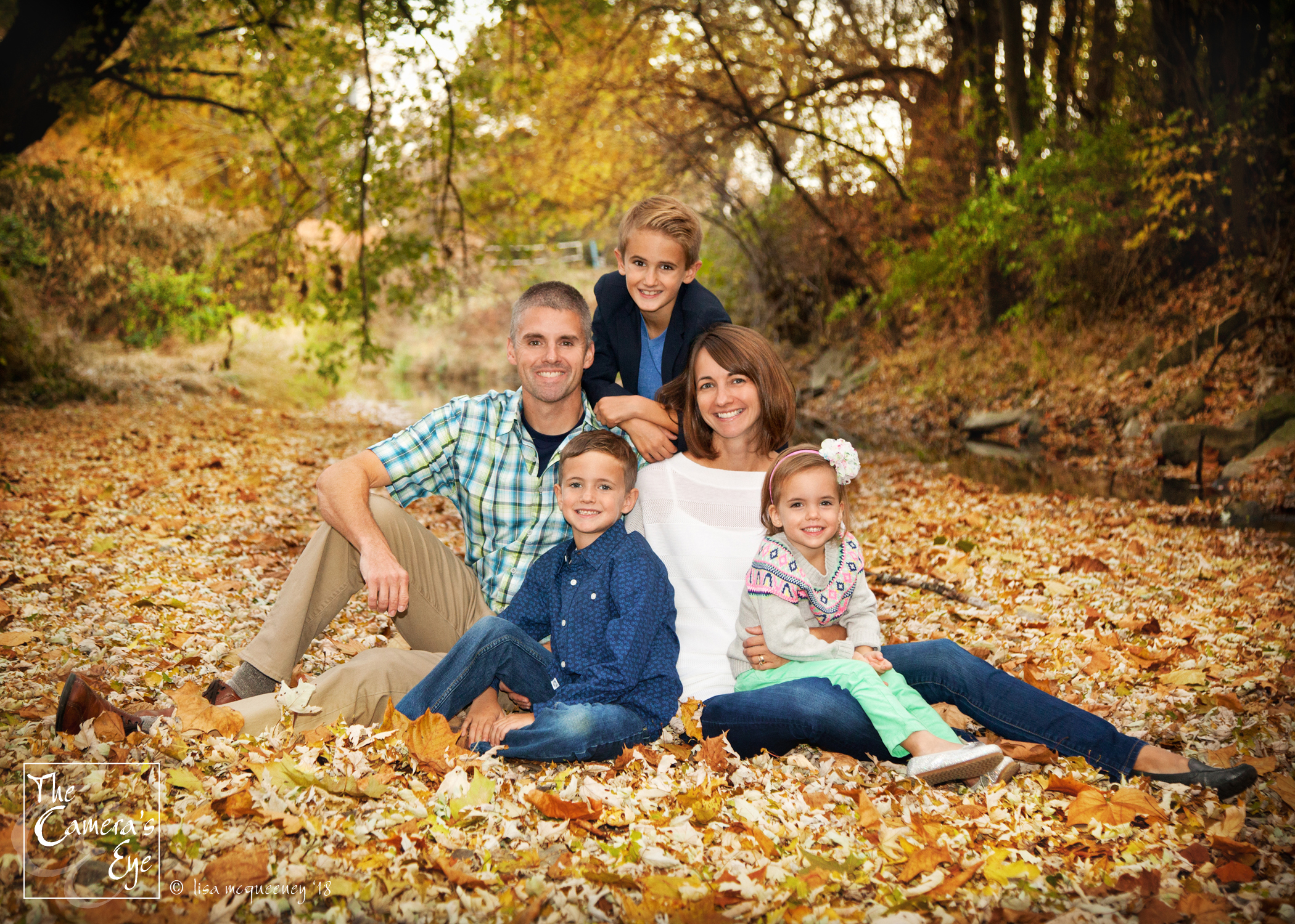 Fall, Family, Portraits, The Camera's Eye