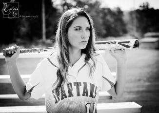 Senior Athlete, Senior, Softball, Travel team, The Camera's Eye