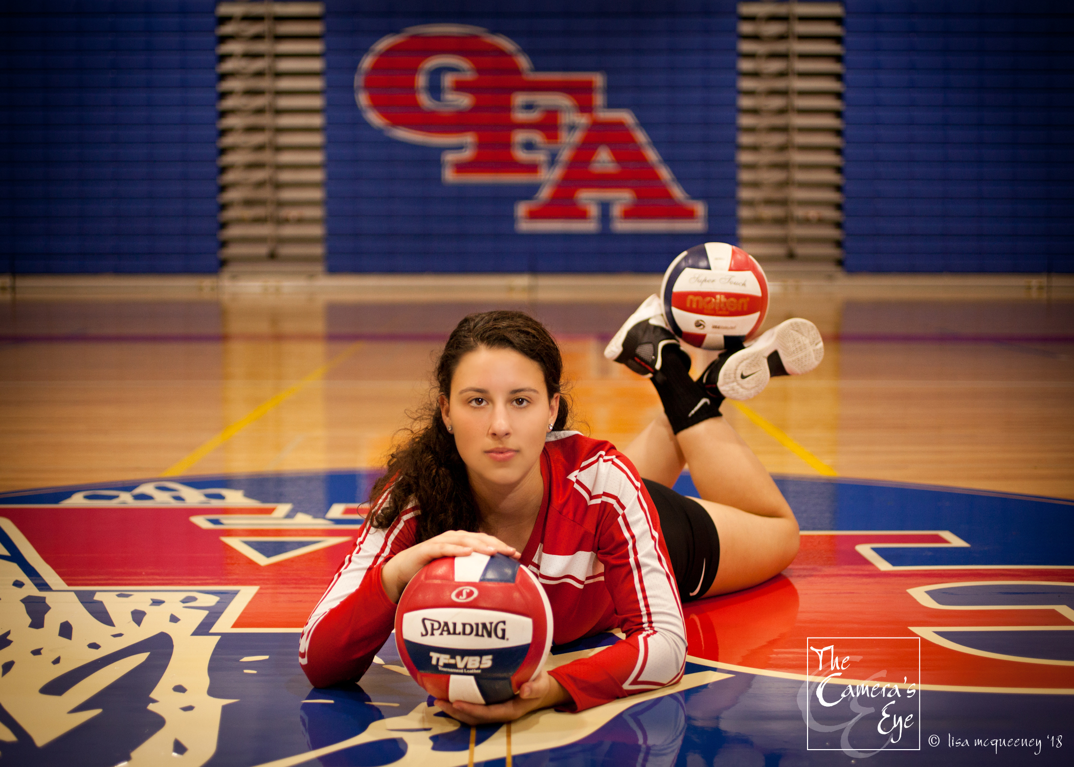 Volleyball, Senior, Athlete, The Camera's Eye