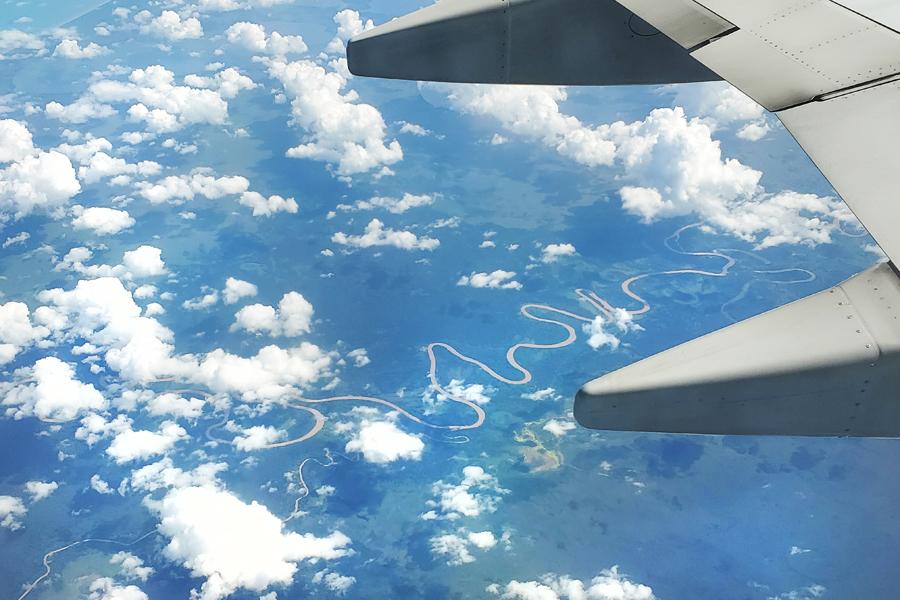 Flying, International